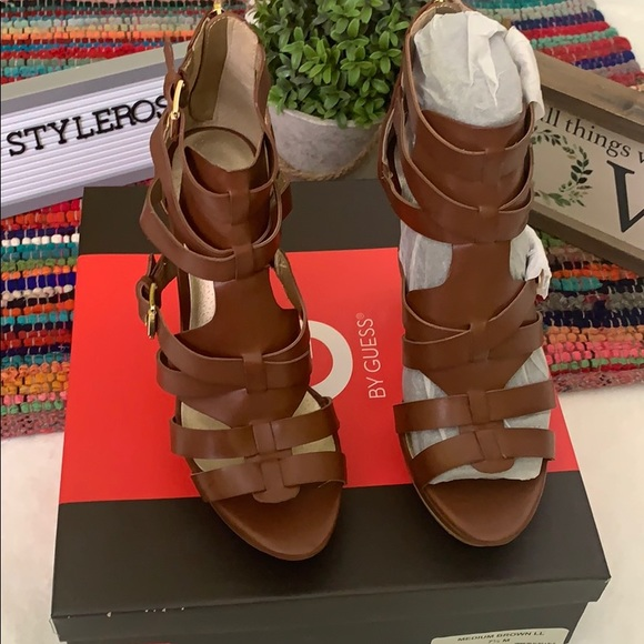 G by Guess Shoes - 🔥🔥🔥NWOT G by GUESS sandals - sz 7.5 M